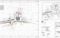 Lageplan Mini-KVP Ringstrasse - Werster Strasse