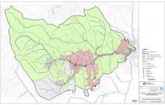 Teileinzugsgebiete Hydrologisches Modell Wester