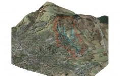 3D-Luftbild Ellersieker Bach