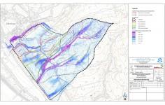 Auswertung Der Fliesswege Und Einzugsgebiete