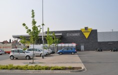 Edeka Herford Parkplatz 1