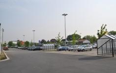 Edeka Herford Parkplatz 2