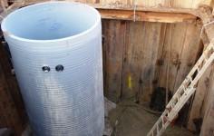Herstellung Pumpstation