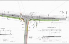 Lageplan Ausbau Kontenpunkt L 772