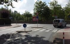 Mini-KVP Steinstrasse - Weserstrasse 1
