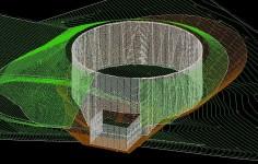 Trinkwasserhochbehaelter 3D